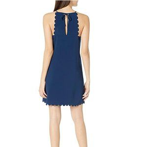 Cooper & Ella Elena Scallop Dress Size L